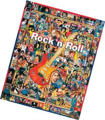 White Mountain Puzzles Rock 'N Roll - 1000 Piece Jigsaw