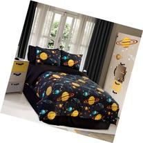Veratex Rocket Star Bedding Collection 100% Polyester 3-