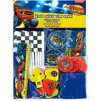 "Amscan Rockin' Blaze and the Monster Favor Set , 11 1/4"" X 8"