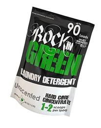 Rockin' Green Hard Rock Laundry Detergent - Bare Naked