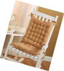 Rocking Chair Cushion Set- Tan