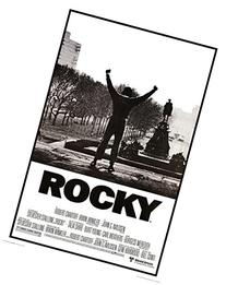 Rocky Poster - His whole life was a million to one shot,