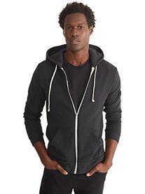 Alternative Men's Rocky Zip Hoodie Sweatshirt, Eco True
