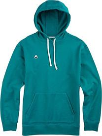 BURTON Men's Roe Pullover Hoodie, Parasailing Heather, Large