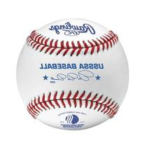 Rawlings Raised Seam Baseballs, Official Junior League