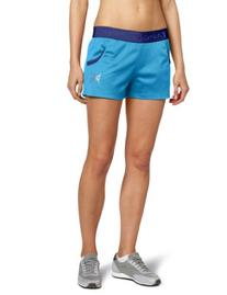 Tapout Women's The Roll Down Short, Hypnotic Blue, Large