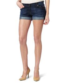 7 For All Mankind Women's Roll Up Short in Nouveau New York