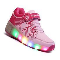Roller-Skate shoes - Aimoge Boys Girls Kids Roller Shoes