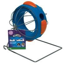 Rollin Ball Hay And Treat Dispenser