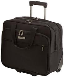 """Kenneth Cole Reaction 1680d Polyester Dual Compartment 17"""""""
