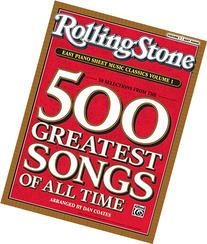 Rolling Stone Easy Piano Sheet Music Classics, Vol 1: 39