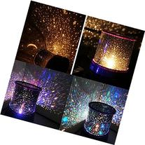 Romantic LED Starry Night Sky Projector Lamp Kids Gift Star