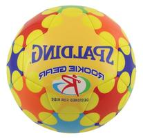 Spalding Rookie Gear Soccer Ball - Yellow - Size 3