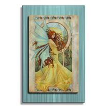 All My Walls 'Summer Breeze Fairy' by Teri Rosario Graphic