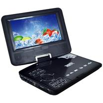 Buyee Rotating Swivel Screen Handheld Portable DVD Player