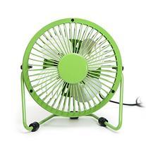 Momoday® 360-degree Rotating Rotatable Fan USB Powered Mini