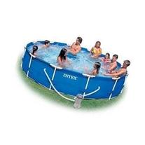Round 30 Deep Pool, 30H x 144W x 144D