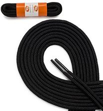 OrthoStep Round Athletic Black 36 inch Shoelaces 2 Pair Pack