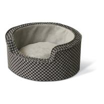 K&H Manufacturing Round Comfy Sleeper Small Self-Warming