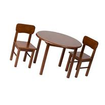 Gift Mark Round Table and Chair Set