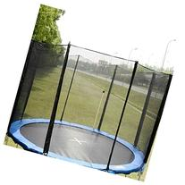 12FT Round Trampoline Enclosure Safety Net Fence Replacement