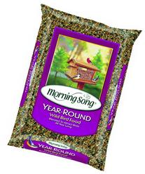 Morning Song 11964 Year-Round Wild Bird Food, 5-Pound