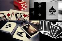 Rounders Playing Cards Deck by Daniel Madison and