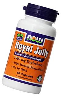Royal Jelly 1500 Mg - 90 Capsules