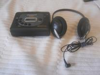 Panasonic RQ V201 Stereo Radio Cassette Auto Reverse XBS