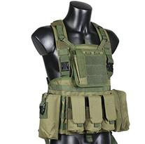 OSdream RRV Army Green Reconnaissance and Tactical Vest/