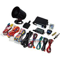 Autopage RS665-2W Remote Start with 2-Way LCD Remote &