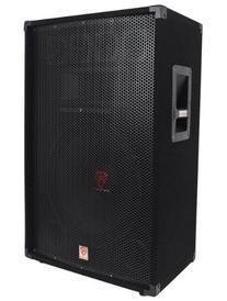 "Rockville RSG15 15"" 3-Way 1500 Watt 8-Ohm Passive DJ/Pro"