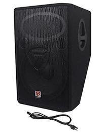 "Rockville RSM15A 15"" 2-Way Powered Active Floor Monitor"