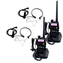 Retevis RT-5R 5W 128CH UHF/VHF 400-520MHz/136-174MHz FRS/