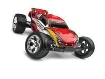 Traxxas RTR 1/10 Rustler with Water Proof XL-5 RTR and 7