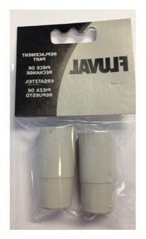 Fluval Rubber Adapter for Ribbed Hosing, 304, 305, 404, 405