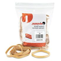 Universal Rubber Bands, Size 64, 3-1/2 x 1/4, 80 Bands/1/4lb
