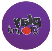 Baden Rubber 8.5-Inch Playground Ball, Purple