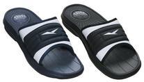Men's Rubber Slide Sandal Slipper Comfortable Shower Beach