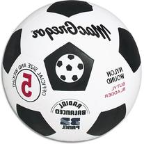 MacGregor Rubber Soccer Ball, Size 5