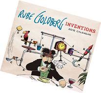 Rube Goldberg 2016 Wall Calendar