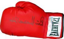 Rubin Hurricane Carter Autographed Boxing Glove