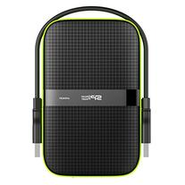 Silicon Power Black 1TB Rugged Portable External Hard Drive