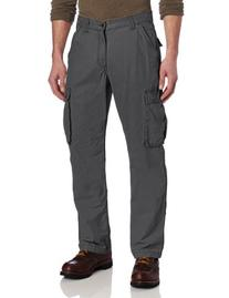 Carhartt Men's Rugged Cargo Pant Relaxed Fit,Gravel,36 x 34
