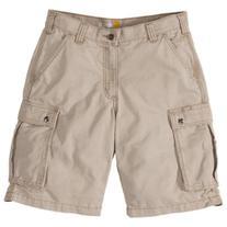 Carhartt Rugged Cargo Shorts for Men - Tan - 32