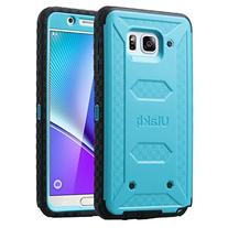 ULAK  Rugged Dual Layer Hybrid Protective Case Front Cover