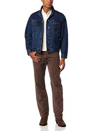 Wrangler Men's Rugged Wear Unlined Denim Jacket,Antique