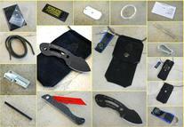 Tops Knives RUK16 - Rural Urban Kit