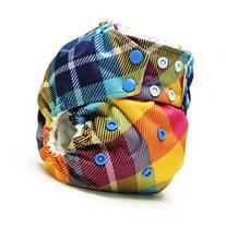 Kanga Care Rumparooz One Size Cloth Pocket Diaper - Preppy
