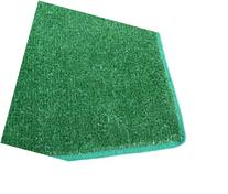 2.5' x 12' RUNNER - GREEN Artificial Grass Turf Carpet